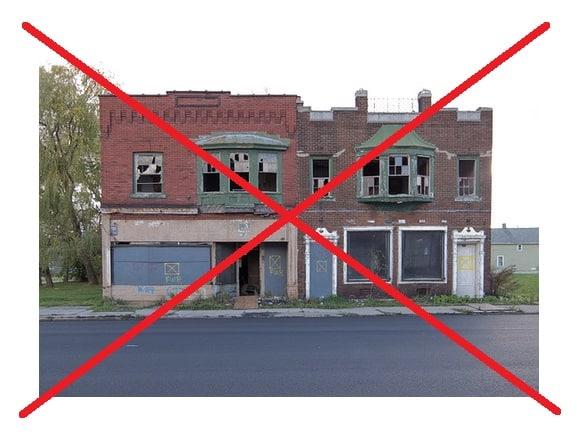 ghetto storefront