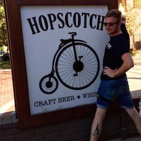 Chris TapHunter Sales at HopScotch