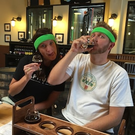 TapHunter Co-Founders The Bruery
