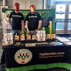 TapHunter SD Beer fest Iron Man
