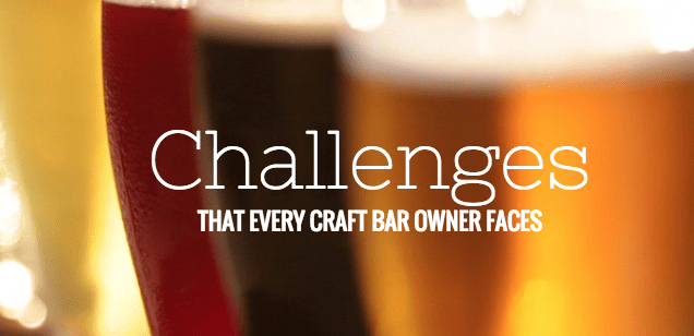 challenges bar owners face