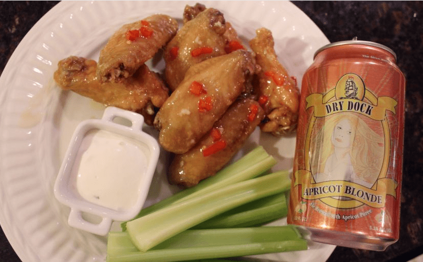 Dry Dock Chicken Wings