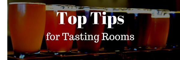 Top Tips Beer Tasting Rooms