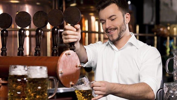 beer bartender