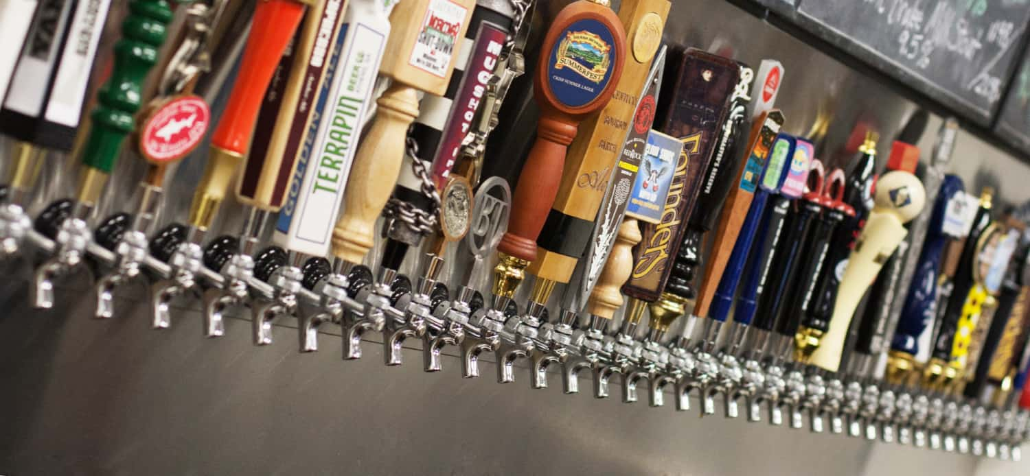 How Many Beers Should I Keep on Tap? - TapHunter For Business