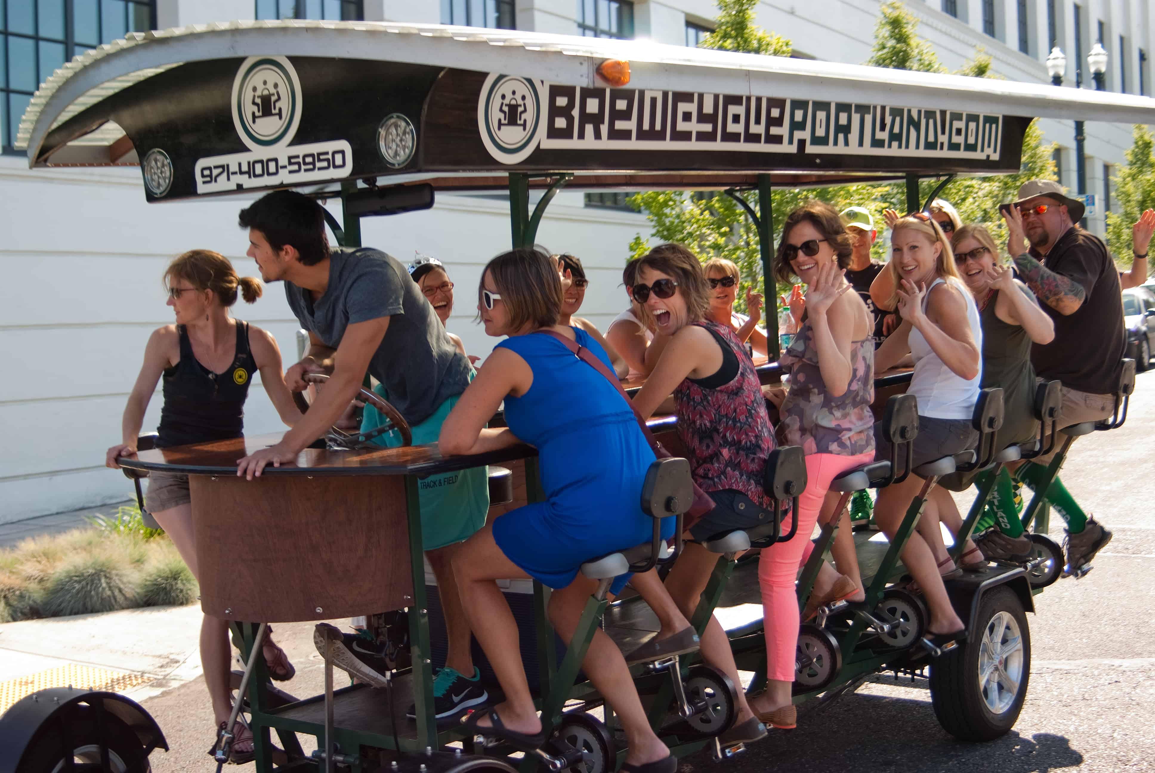brewcycle portland