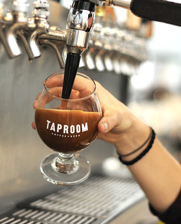 how to pour nitro beer taphunter