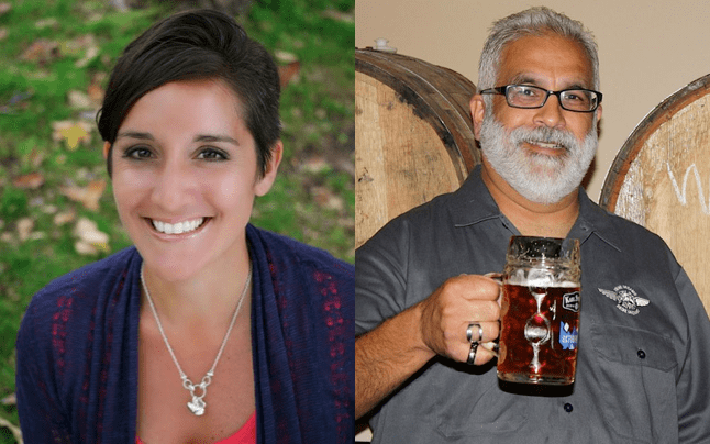 giana rodriguez michael peacock sdsu craft beer podcast