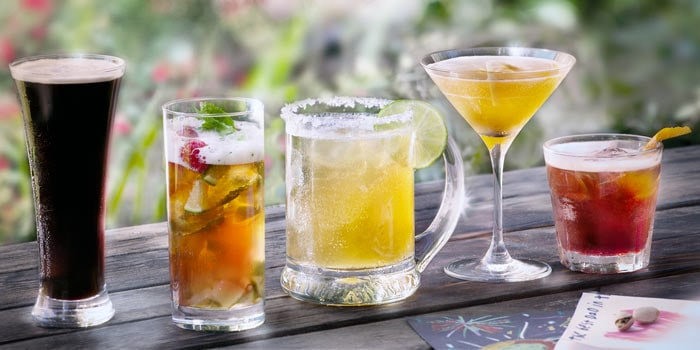 5 Beer Cocktail Recipes