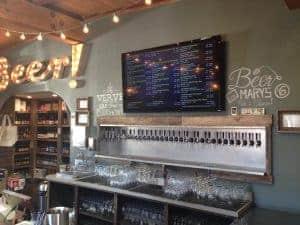 Beer Thirty Digital Beer Board
