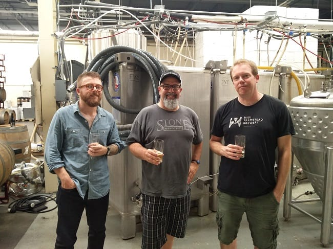 Mystic Brewery Team