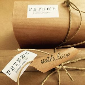 Peters Gourmet Market with Love