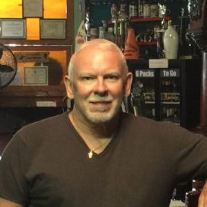 Lex Guinn Lyzzard's Lounge Owner