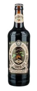 Bottle of Samuel Smith Organic Chocolate Stout for Top Stout Beers List