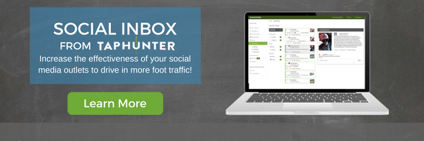Image promoting new social inbox features that links to landing page