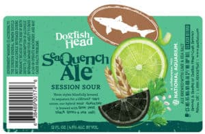 The Top 7 Beers for Summer 2018: Dogfish Head SeaQuench Ale